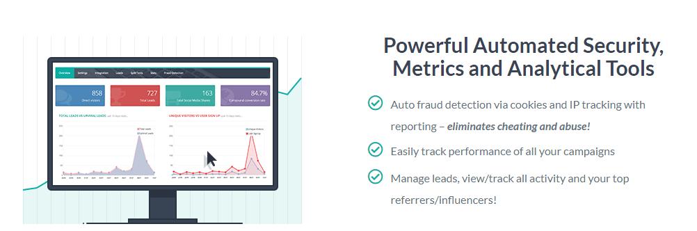 Analyse automatisée de la fraude et suivi de performance