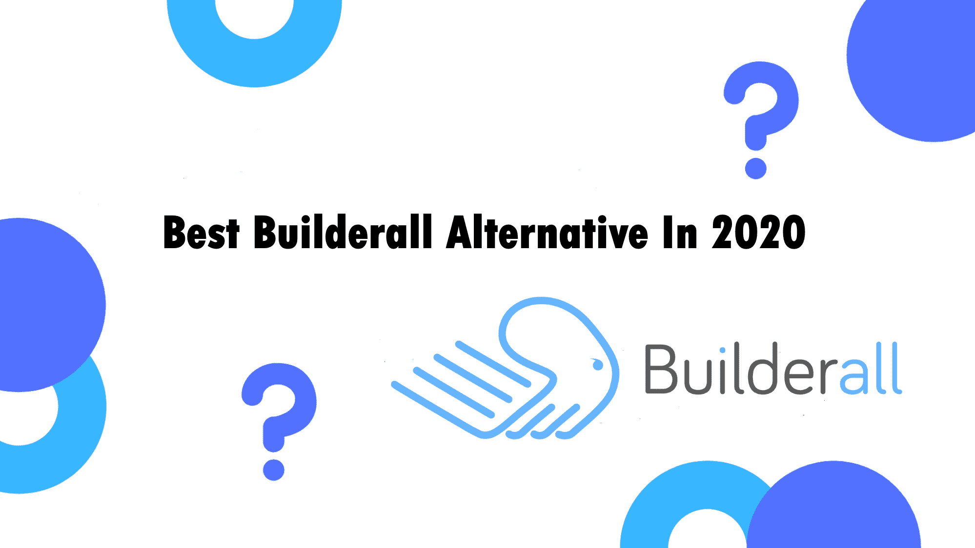 The Best Builderall Alternative You'll Find in 2020