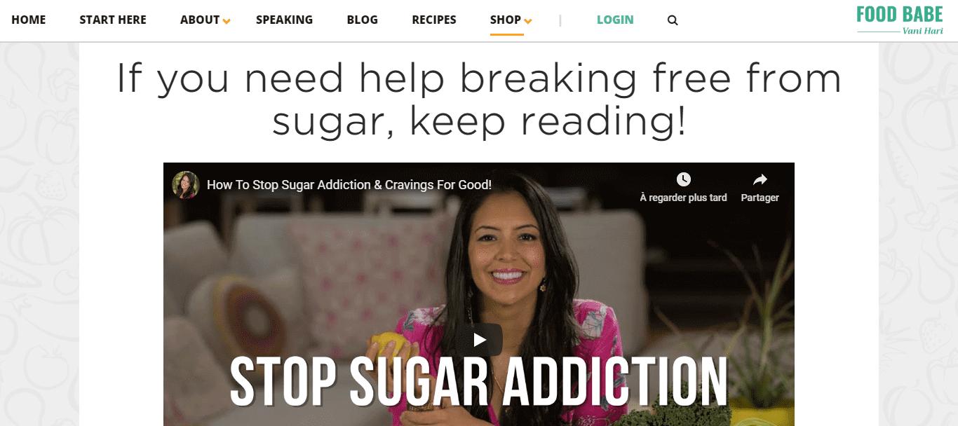 Foodbabe Sugar Detox