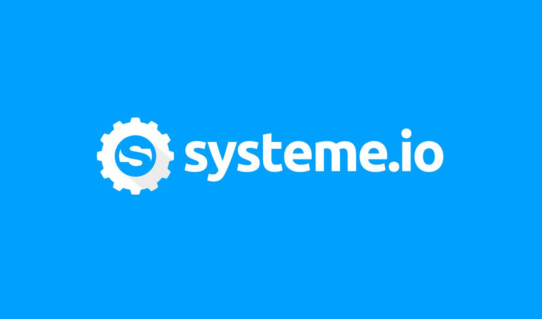 Logo Systeme.io abonnement gratuit