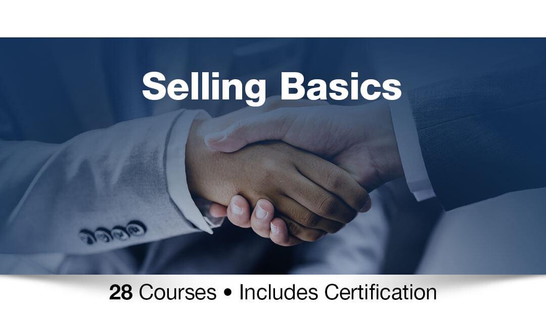 Selling basics