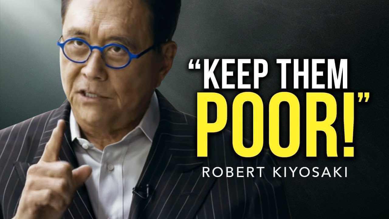 Robert Kiyosaki quote