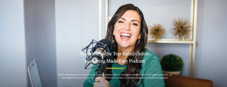 Amy Porterfield podcast