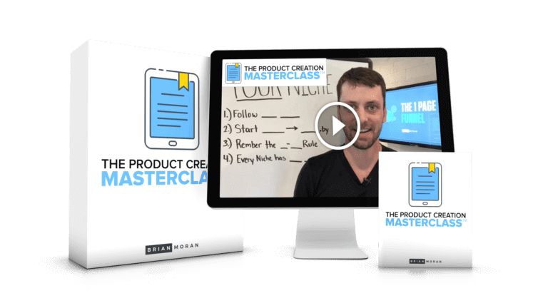 The Product Creation Masterclass