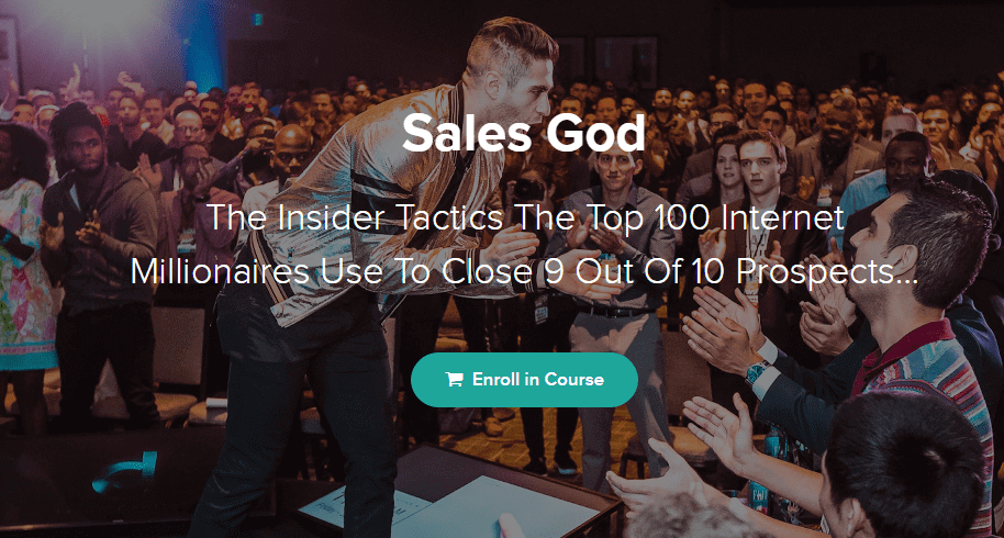 Sales God