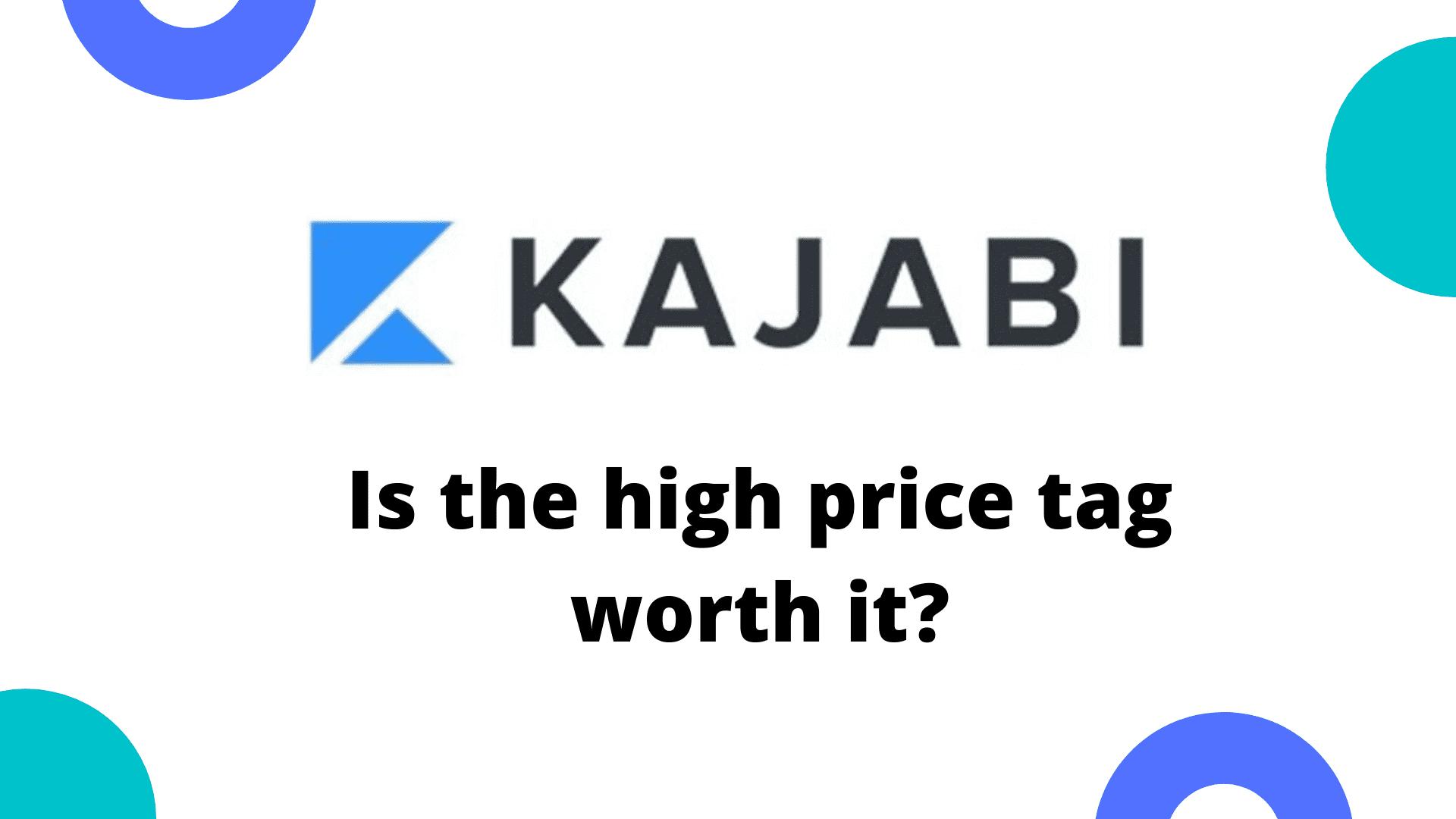 Kajabi Pricing Plan 2020