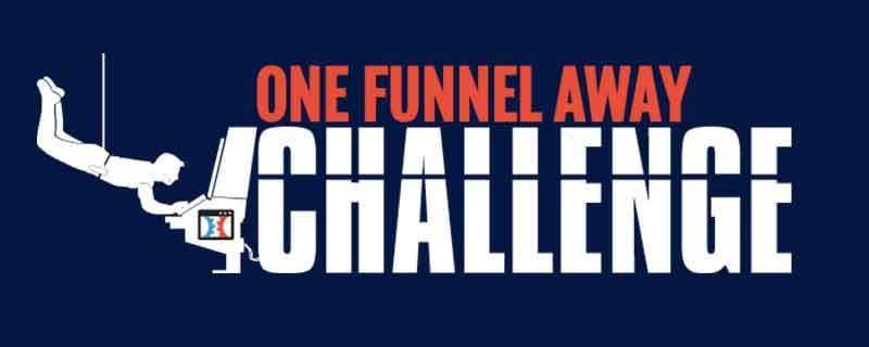 One Funnel Away Challenge logo