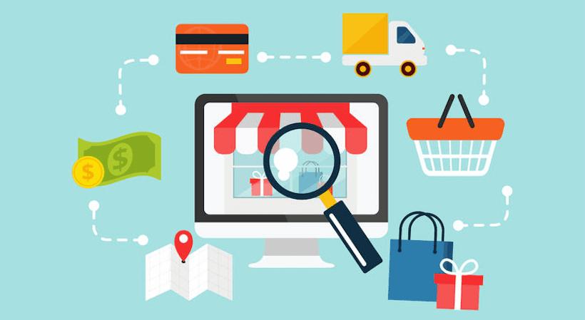 Ecommerce and digital marketing