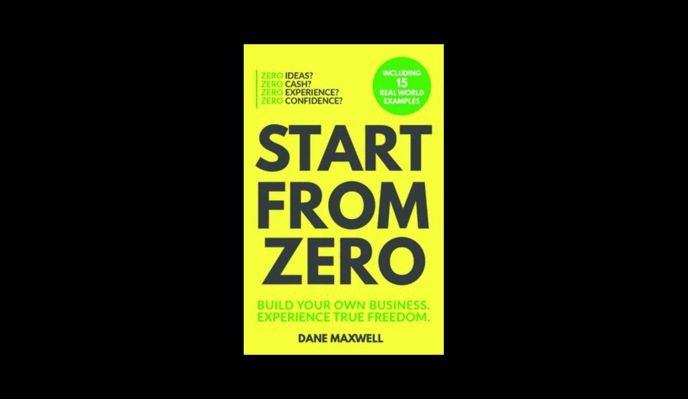 Start from Zero book