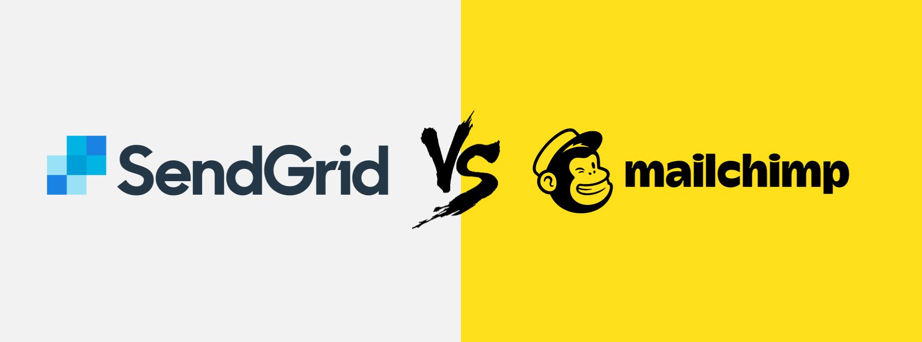 SendGrid vs Mailchimp