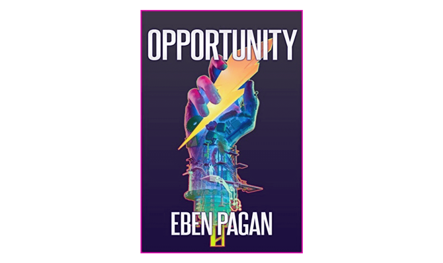 Opportunity the book