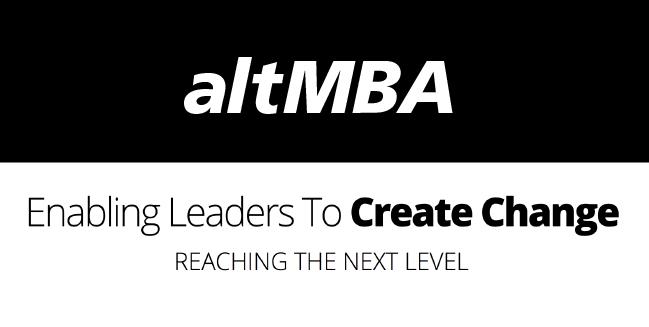 "the ""altMBA"""