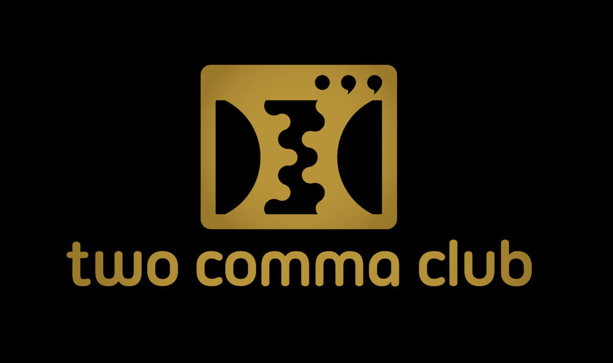 Two Comma Club logo