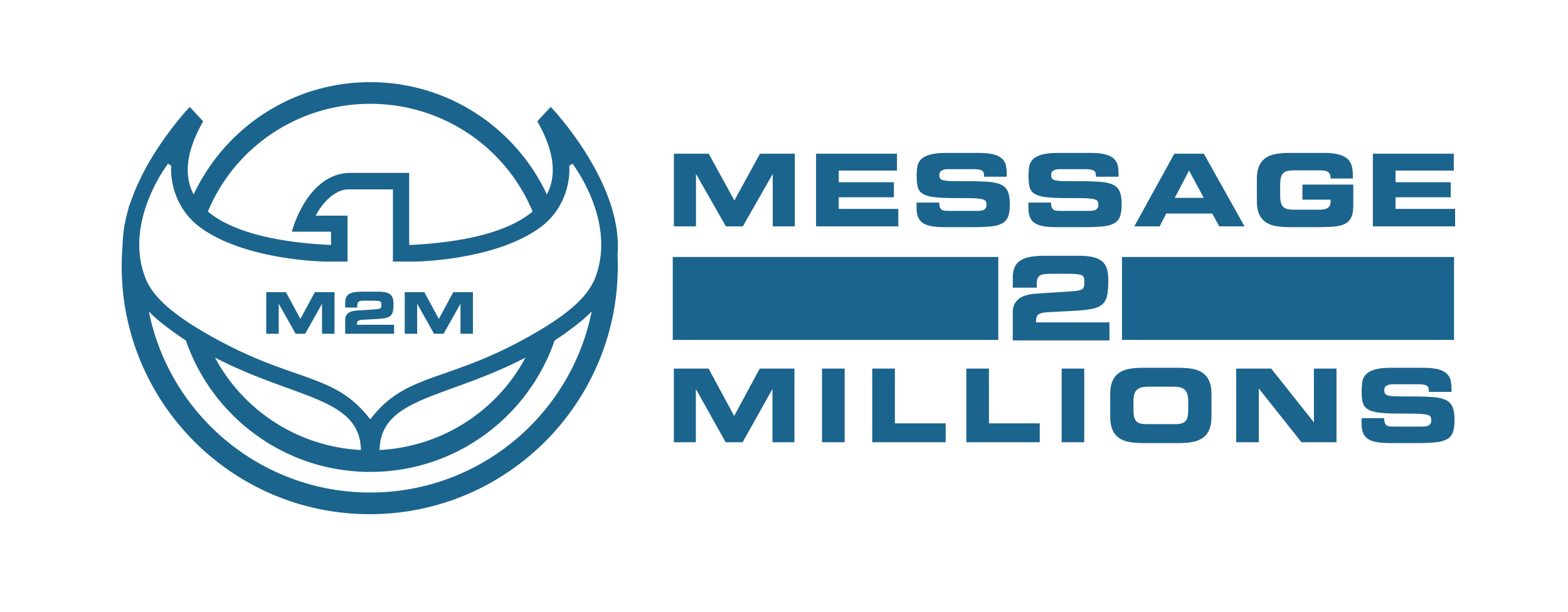 Message 2 Millions logo