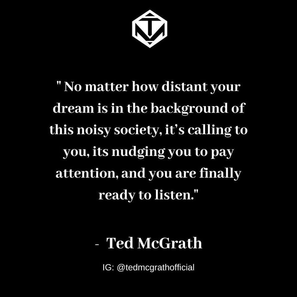 Ted McGrath quote