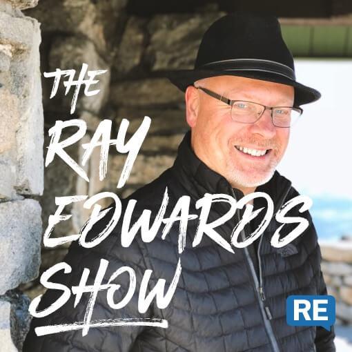 Ray Edwards' podcast