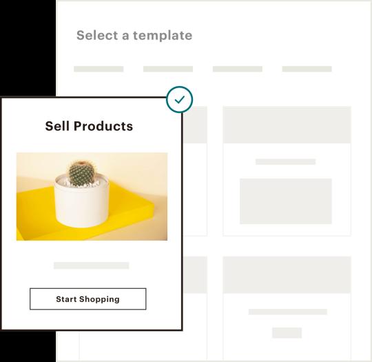 templates de MailChimp