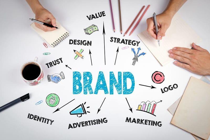 create an online brand