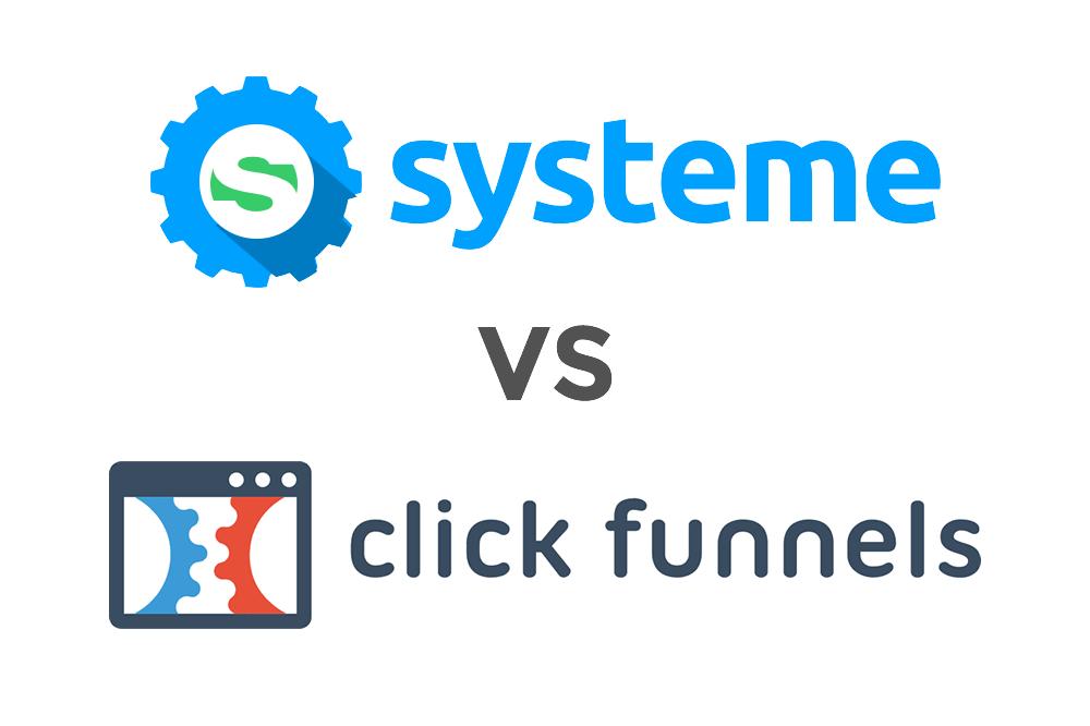 systeme.io vs Clickfunnels