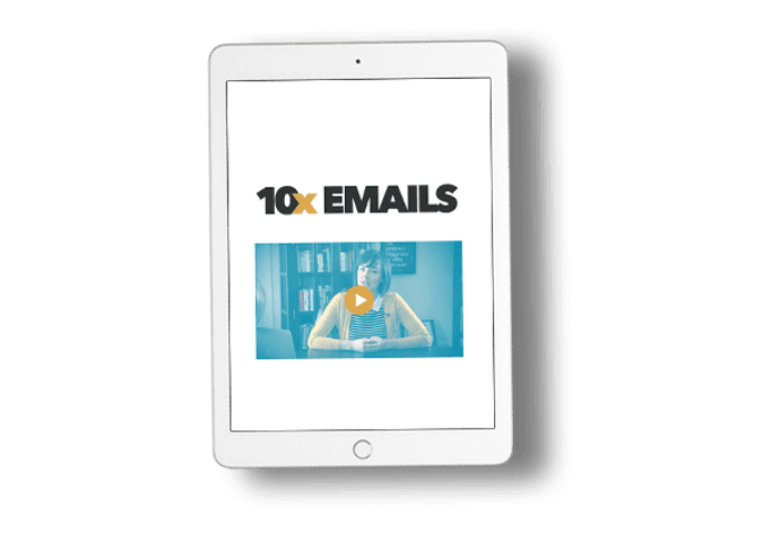 10x emails