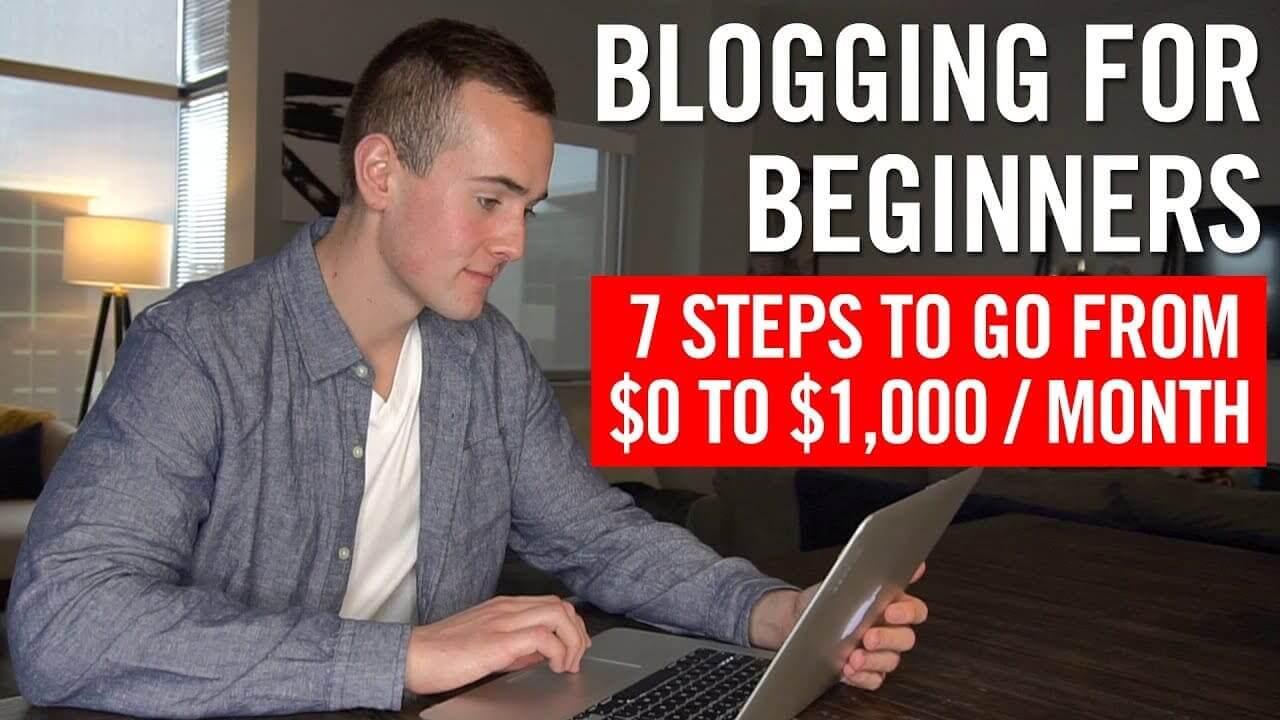 Ryan Scribner blogging