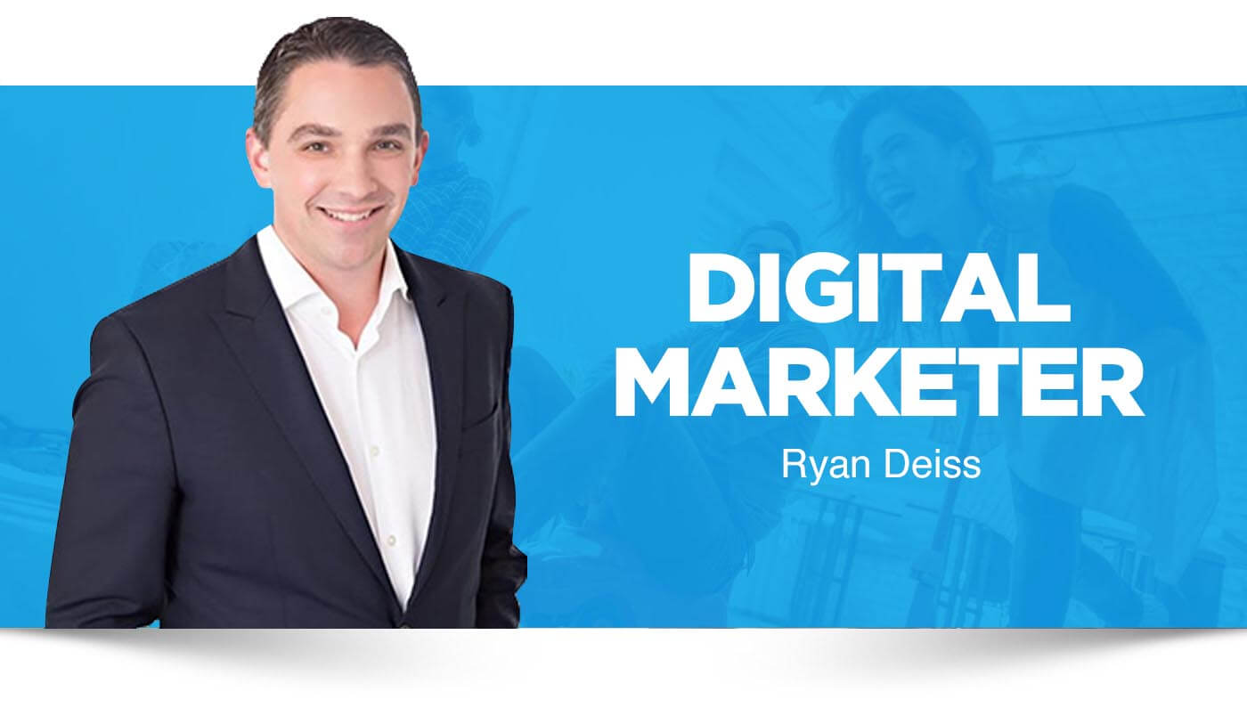 Ryan Deiss, DigitalMarketer