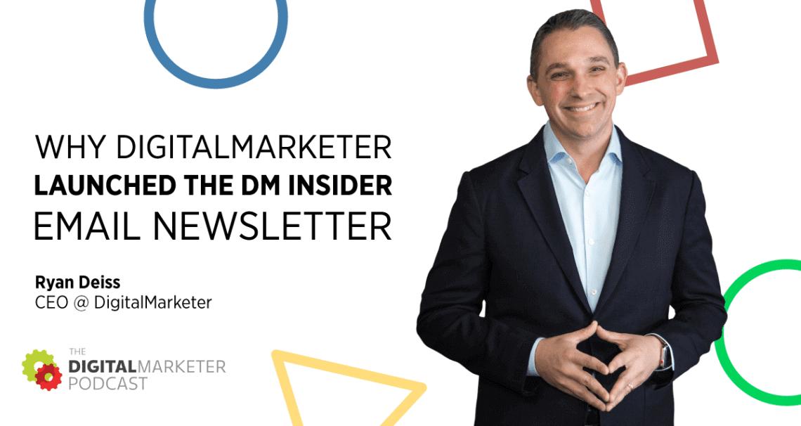DigitalMarketer membership programs: DM Insider