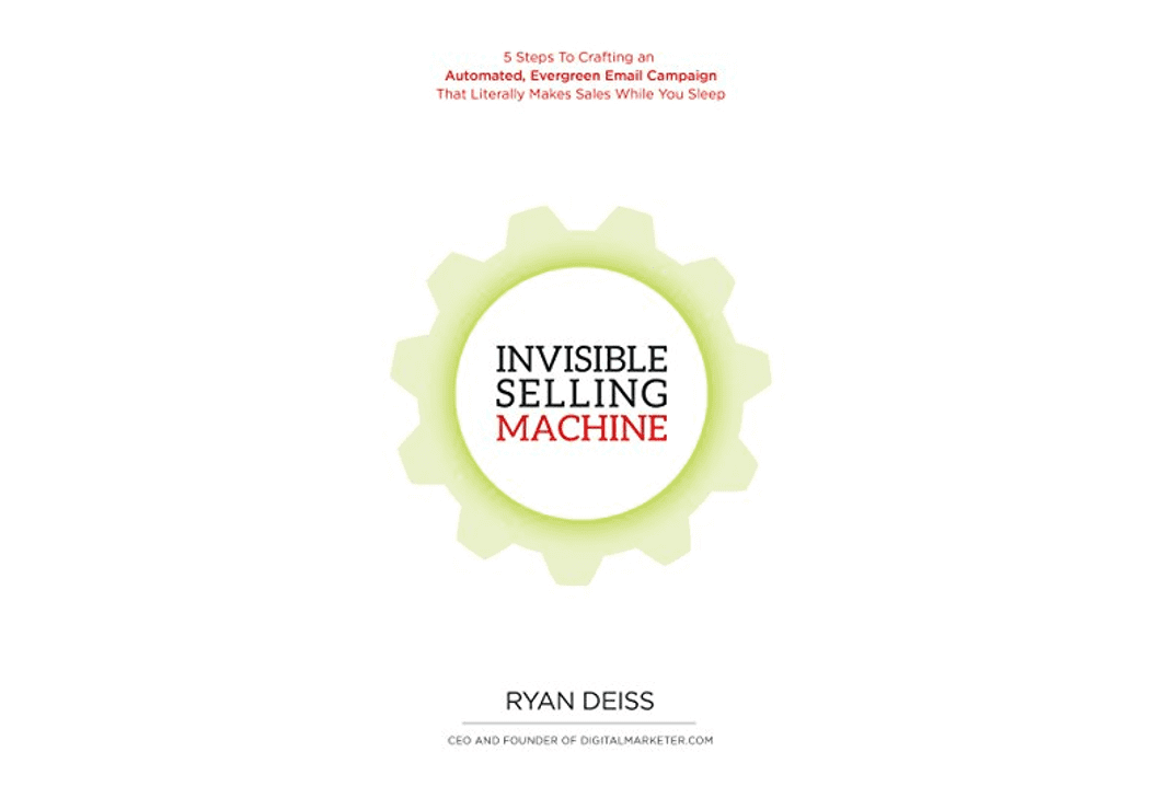 The Invisible Selling Machine book