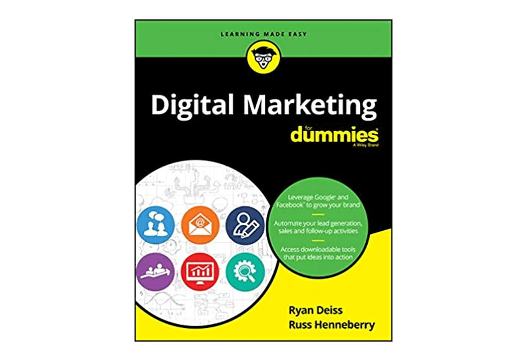 Digital Marketing for Dummies book review