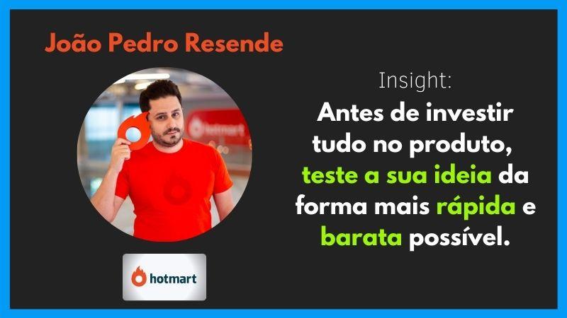 João Pedro Resende (Hotmart)