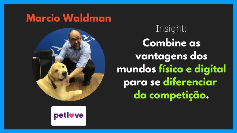Marcio Waldman (PetLove)