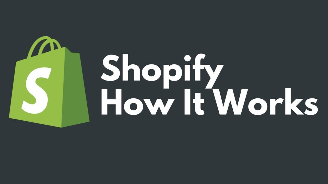 Shopify: how it works