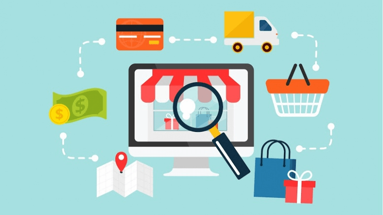 Dropshipping Website