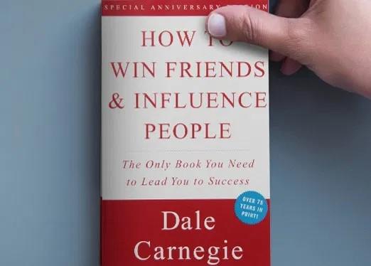 Dale Carnegie book