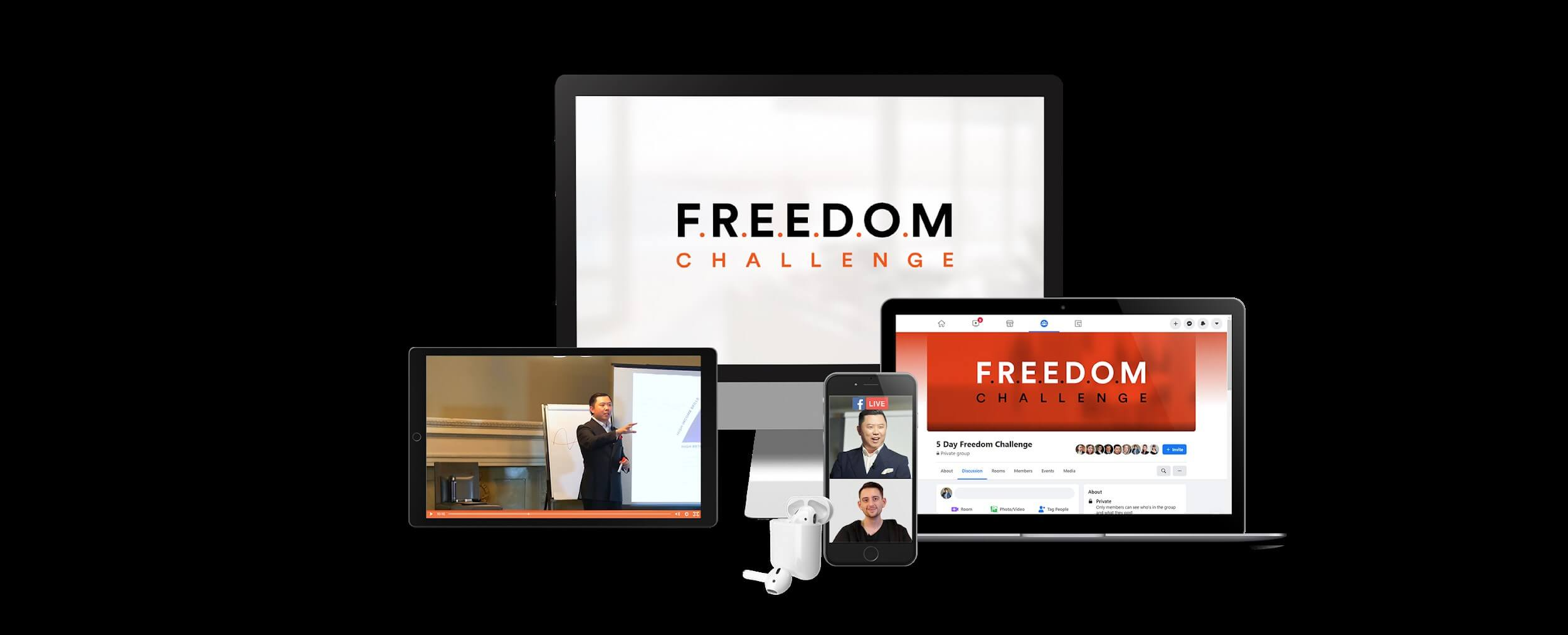 Live Freedom Challenge