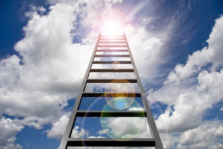 Climbing the Virtual Ladder