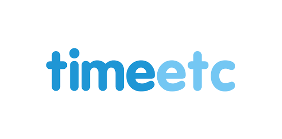 Time etc logo