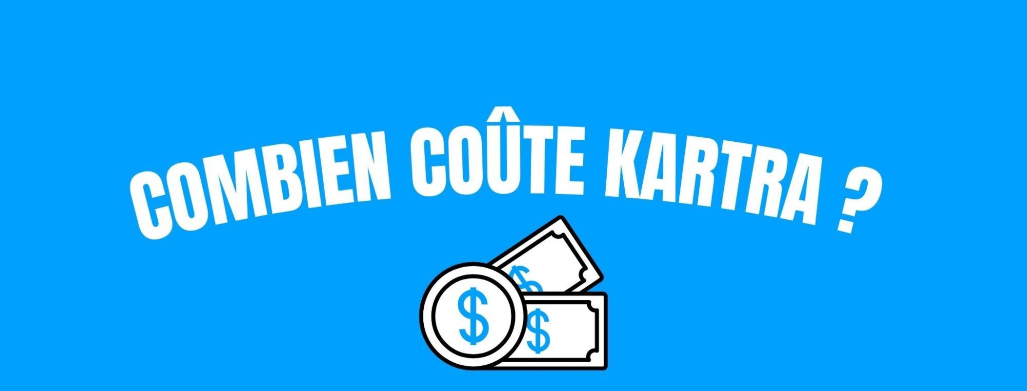 Combien coûte Karta ?