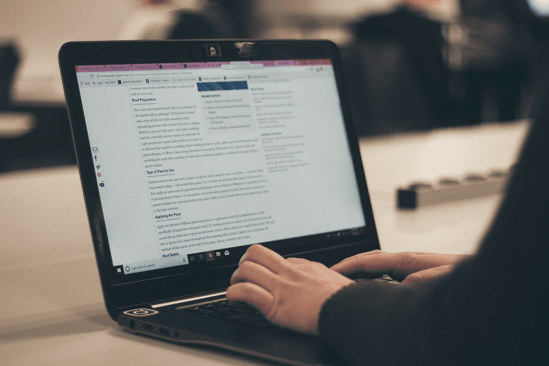 Starting a Profitable Blog