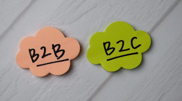 B2B vs B2C digital marketing