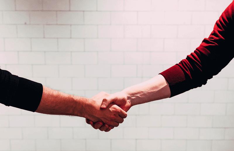 Create real partnerships