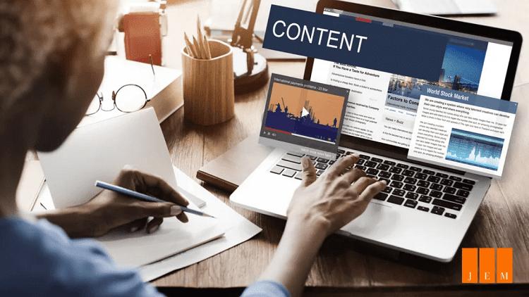 Créez du contenu