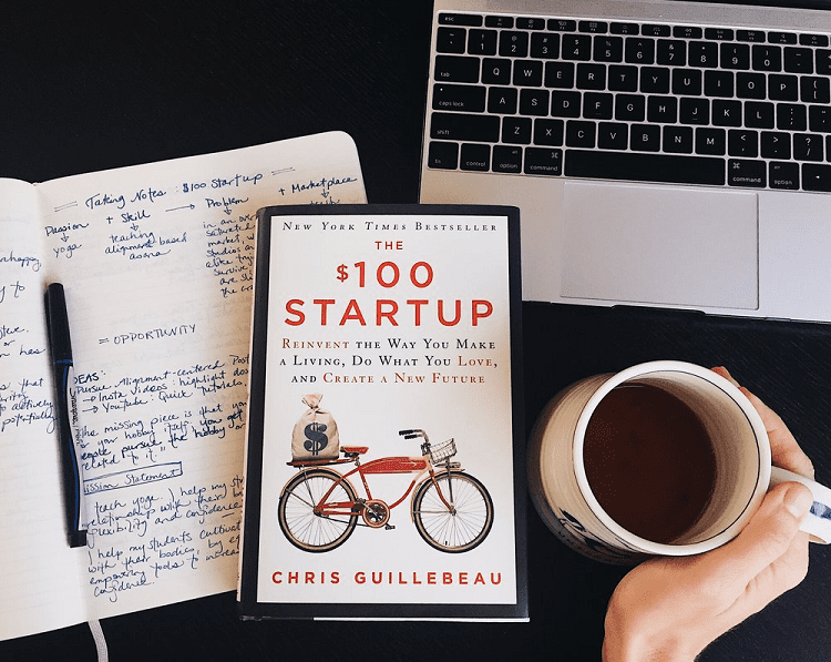 The $100 Startup