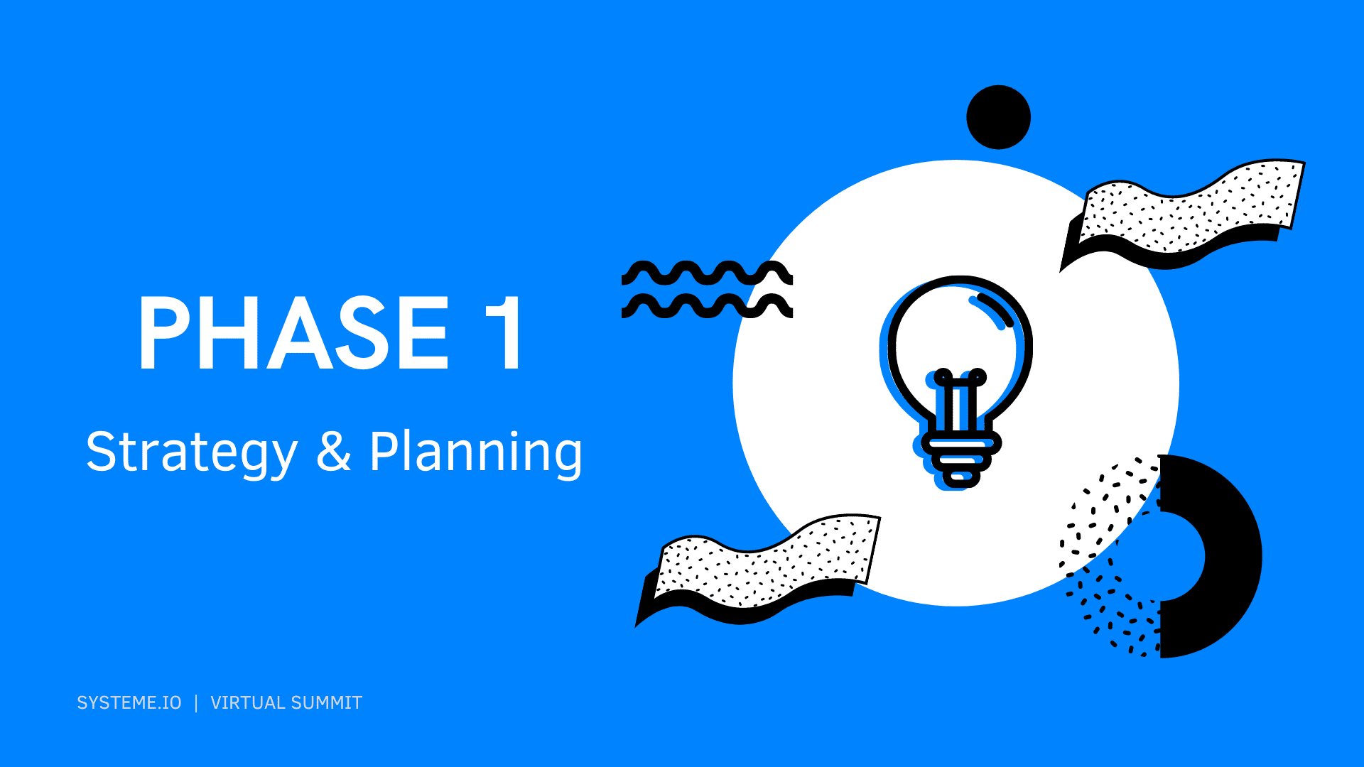 Phase 1 — Strategy and Planning