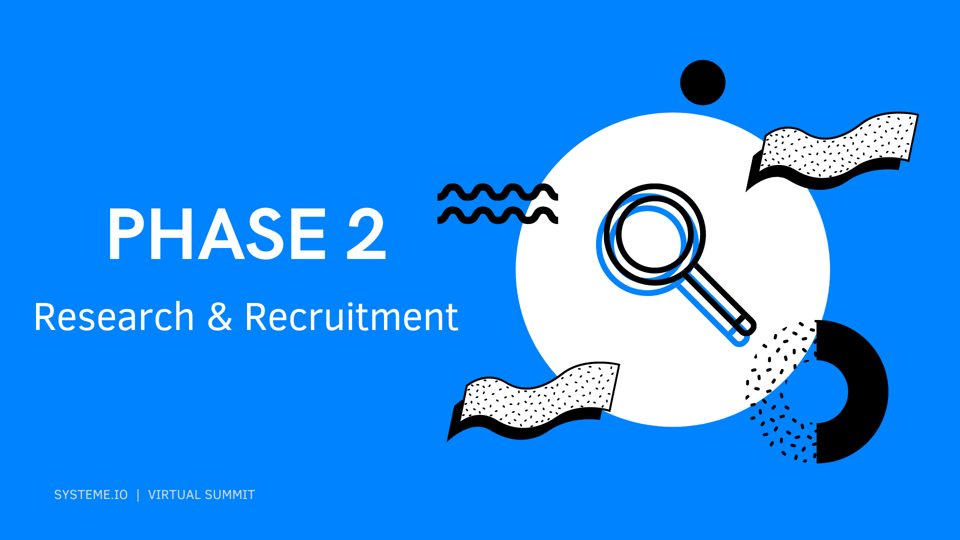 Phase 2 — Research and Recruitment