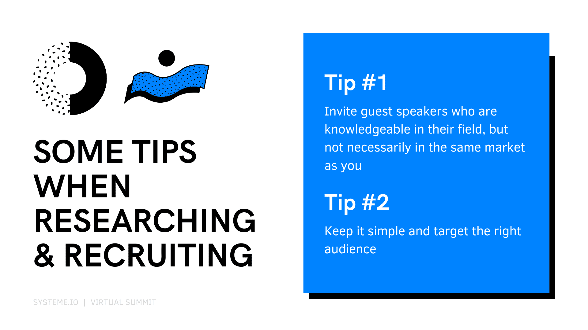 Research and Recruitment