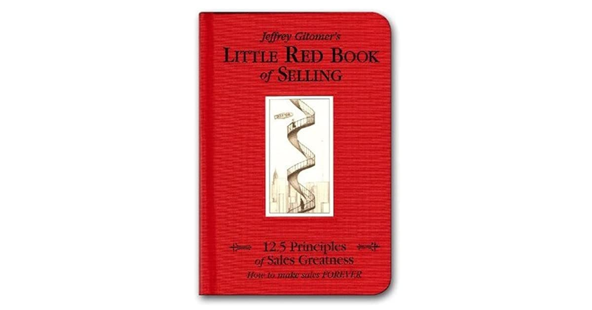 The Little Red Book of Selling Summary