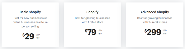 Shopify Lite and Plus plans