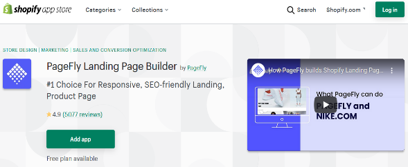 A Landing Page Builder on Shopify's App Store — PageFly