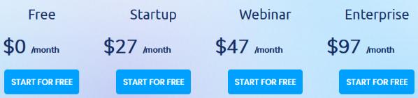 Systeme.io pricing